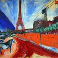 Az Eiffel torony - a művészetekben [L. D.]