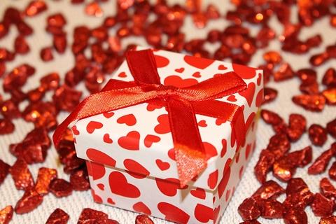Bálint-napi ajándék Neked!