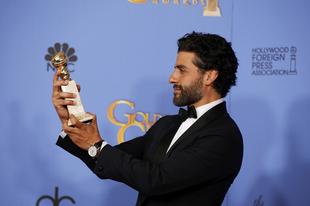 """Egy """"Golden Globe-díjas"""" testpárna"""