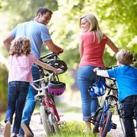 A kerékpározás 5 egészségre gyakorolt hatása!