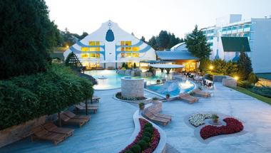Egészségtudatos életforma és újjászületés a hévízi Hotel Carbonában