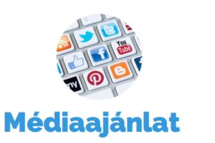 Médiaajánlat