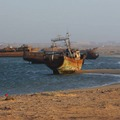 A világ legnagyobb hajóroncs-temetője: Nouadhibou, Mauritánia