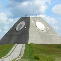 Észak-Dakota piramisa