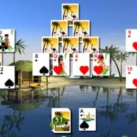 Piramis Pasziánsz Játékok