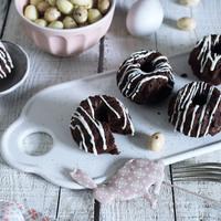 Csokis-répás minikuglóf