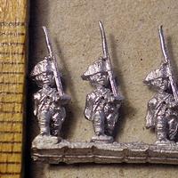 Hét éves háborús Adler/Baccus (6mm) figurák
