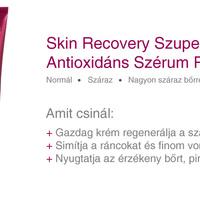 Ismerd meg, nyerd meg: Skin Recovery Antioxidáns Szérum