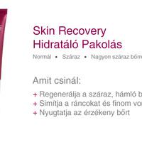 Ismerd meg, nyerd meg: Skin Recovery Hidratáló Pakolás