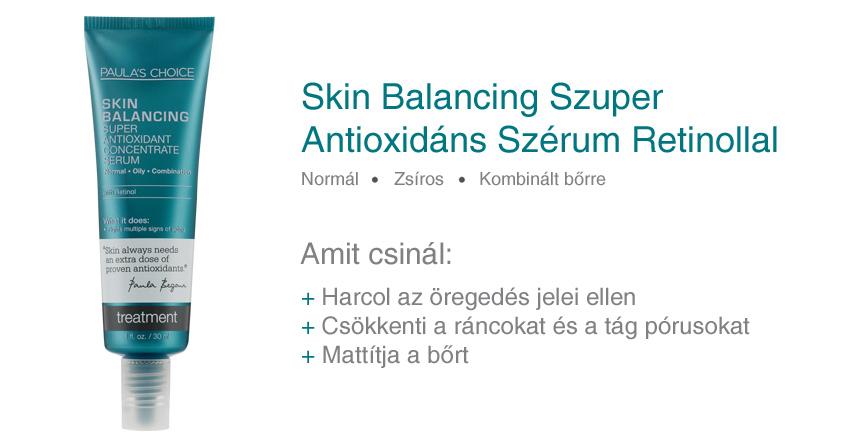 Skin Balancing Szérum