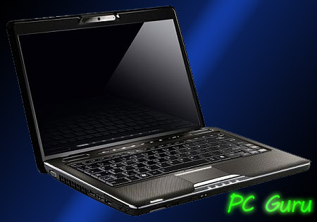 Toshiba U500 Laptop