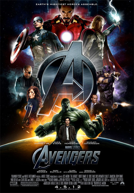Bosszúállók /The Avengers/