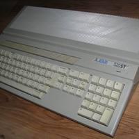 Atari 520 ST belülről