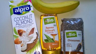Banános Chia Puding | Recept |