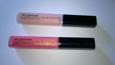 Avon Ultra Glazewear szájfény | Teszt+Vélemény |