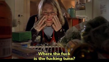 Gyanítom, hogy a konyhában is hasonló zseni vagyok...