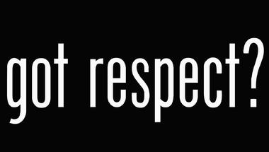 Az tiszteletről, az alázatról és egyebekről…