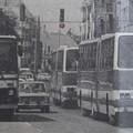 A pécsi tömegközlekedés helyzete - Gondok a belvárosi közlekedésben - 1988. március