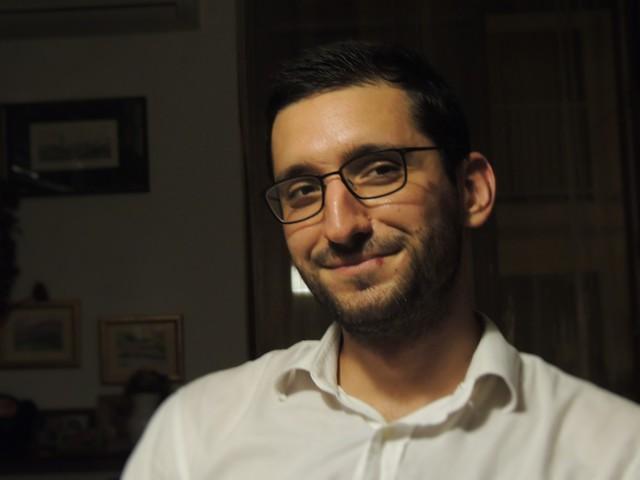 2016. július / July: Bogdan Cosa (ROM): Pécsről