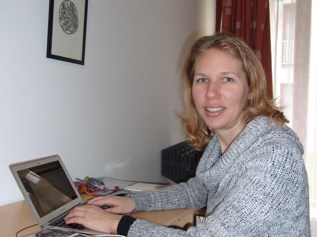 2016. március. Margarita Kinstner (AUT): Pécsett