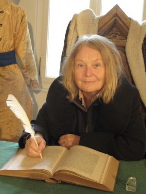 2011 október: Eda Kriesová (CZ): Pécs, vagyis Pětikostelí