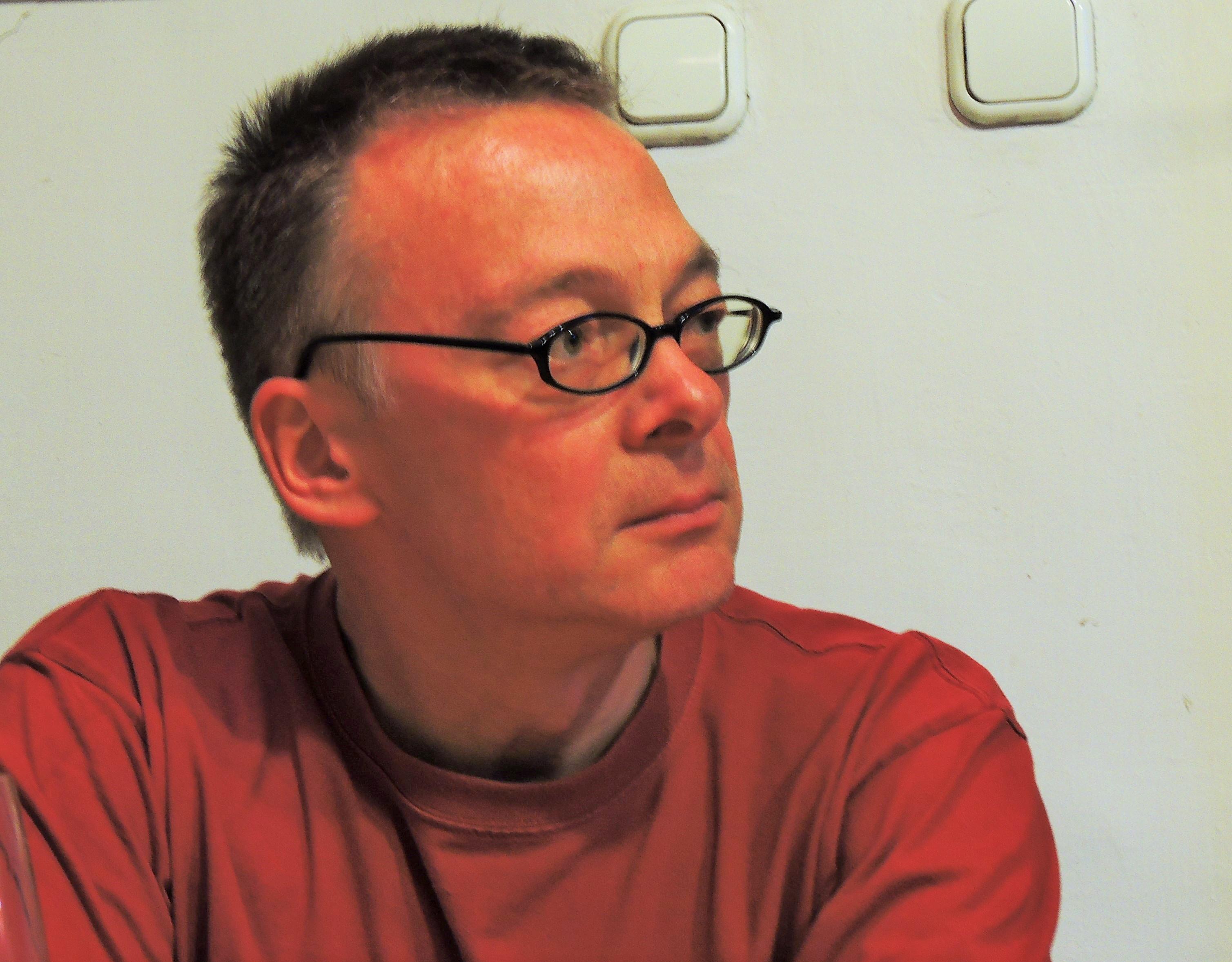 2015 május. Dieter Lohr (GER): Az utazások írják Pécset