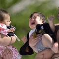 Ídén is megtartották a babasíróversenyt Tokióban