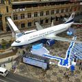 Megnyílt Kínában az első repülőgép étterem