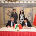 2 milliárd dollár értékű szerződést kötöttek magyar vállalatok Pekingben