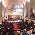 A Hudec-féle sanghaji metodista templomban énekelt az Angelica leánykar