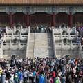Ezeken a fotókon látszik igazán, miért nem szabad Kínában munkaszüneti napon kirándulni
