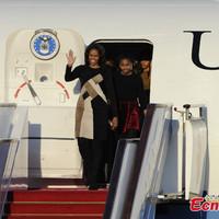 Pekingben az amerikai first lady