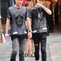 Most a fekete szín a menő Pekingben