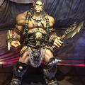 Nagyon komoly Warcraft kiállítás nyílt Pekingben