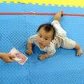 Láttál már baba kúszóversenyt?