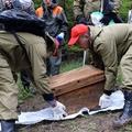 Szovjet katonák földi maradványait találták Északkelet-Kínában