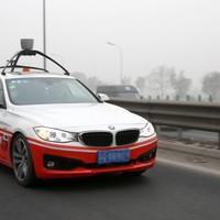 Sikeresen túl van városi tesztjén a kínai Baidu önjáró autója