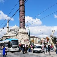 Isztambuli séták – a Kék mecset és a Cisterna Basilica