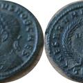 Crispus VOT/V kis bronza