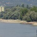 Váci fürdőhelyek a Dunán