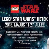 LEGO STAR WARS HETEK AZ ALLEE-BAN!