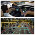 Az LG és a HERE technologies közösen dolgozik az önvezető autók jövőjén