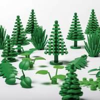 2018-ban érkeznek az első fenntartható forrású anyagból készült LEGO® elemek