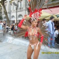 Brazilians who rock Budapest