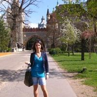 A girl who started to learn Hungarian in Tbilisi