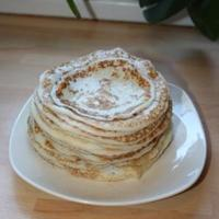 Russian Pancakes from Hungarian shops