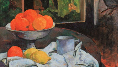 Paul Gauguin: Still-Life with Fruit and Lemons