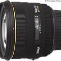 Sigma 50mm f/1.4 EX DG HSM