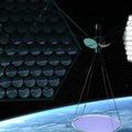 Kalifornia építheti meg az első űr naperőművet