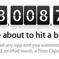 Közel 1 Milliárd letöltésnél tart az App Store
